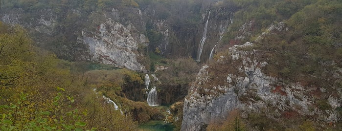 Big Falls is one of Croatia top spots.
