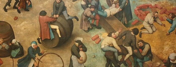 Saal X - Pieter Bruegel is one of Posti salvati di Queen.
