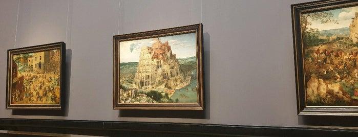 Saal X - Pieter Bruegel is one of Lieux sauvegardés par Queen.
