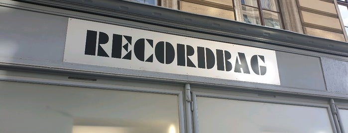 Recordbag is one of Vienna.