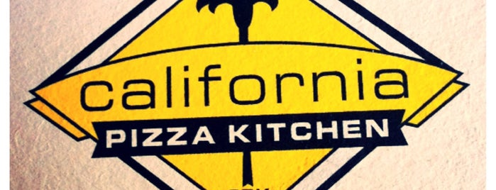 California Pizza Kitchen is one of Grubbies.
