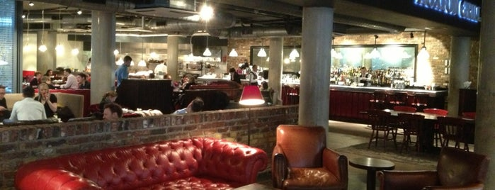 The Hoxton is one of Places to work in Shoreditch.