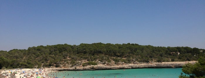 Parc Natural de Mondragó is one of Mallorca.