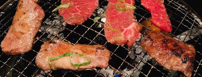 和牛焼肉 牛正 is one of 焼肉大好き.