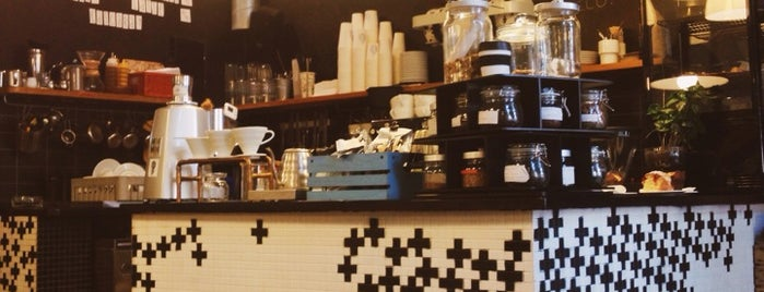 Filtry Café is one of Hipster Places in Warsaw.