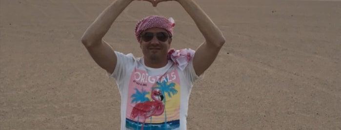 Al Sahra Desert Resort is one of Nilさんのお気に入りスポット.