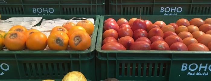 Boho Food Market is one of Bogota.