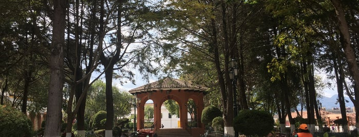 Parque De La Merced is one of Gespeicherte Orte von Egoisa.