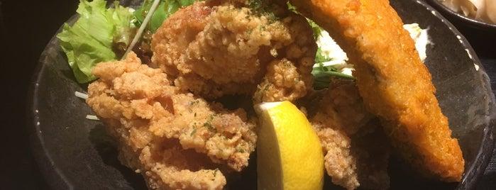 オイルしゃぶしゃぶ 和達 is one of ウーバーイーツで食べたみせ.