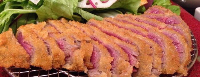 Gyukatsu Aona is one of Smoke-free Tokyo restaurants.