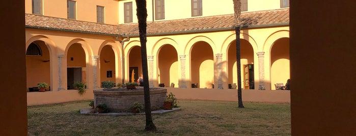 Chiostro delle Monache is one of Europe.