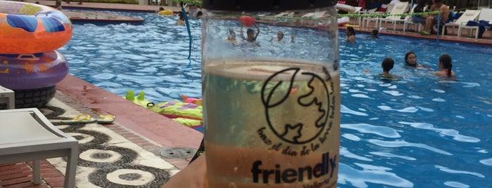 Friendly Vallarta Beach Resort & Spa is one of Puerto Vallarta Hotels.