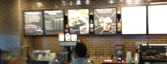 Starbucks is one of Santa Monica Coffee.