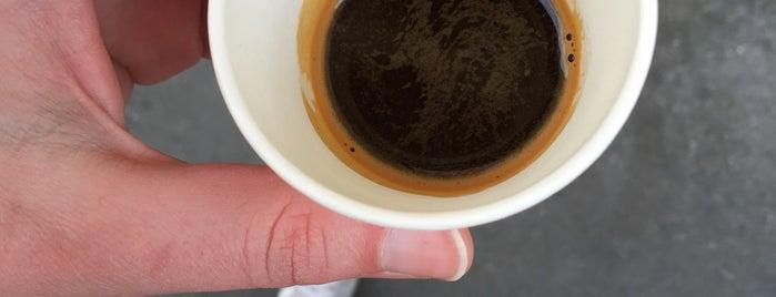 Coffee Stand Gutenberg is one of สถานที่ที่ Bálint ถูกใจ.