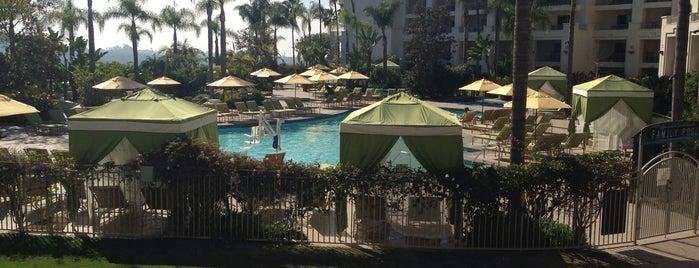 Park Hyatt Aviara Resort, Golf Club & Spa is one of Best Afternoon Tea Spots: San Diego.