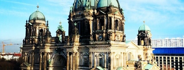 Cathédrale de Berlin is one of Berlin #4sqcities.