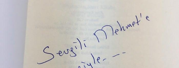 Akdeniz Kent Konseyi is one of selin'in Beğendiği Mekanlar.
