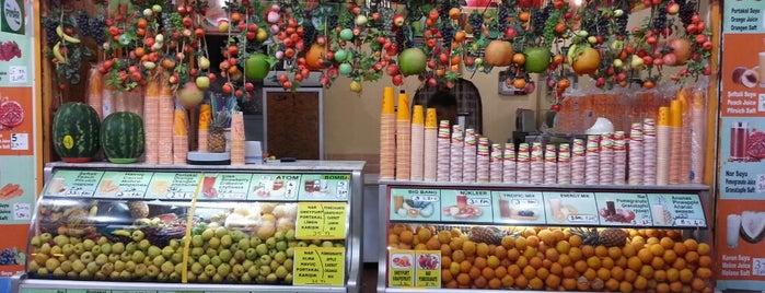 Tropical Vitamin is one of Ezgi : понравившиеся места.