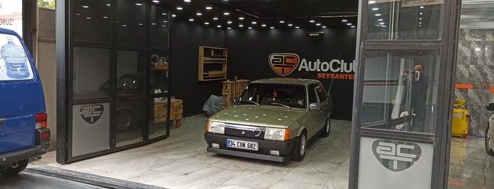 ACT AutoClub Seyrantepe is one of ••GöKaY YLMZ•• : понравившиеся места.