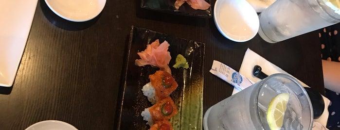Tamashi Ramen and Sushi is one of houston.