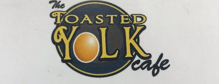The Toasted Yolk Cafe is one of TEXAS, HOUSTON.
