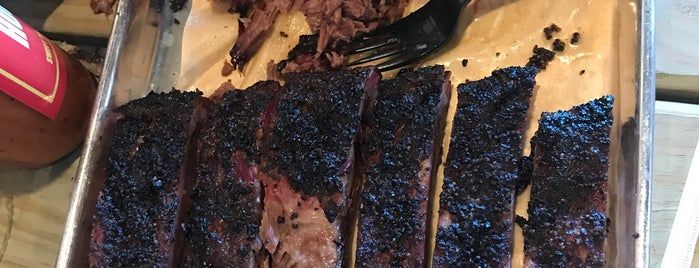 Blood Bros BBQ is one of 713.