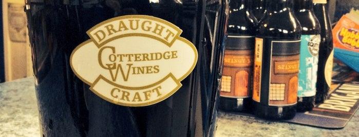 Cotteridge Wines & Tasting Rooms is one of Brumm-E-xplore.