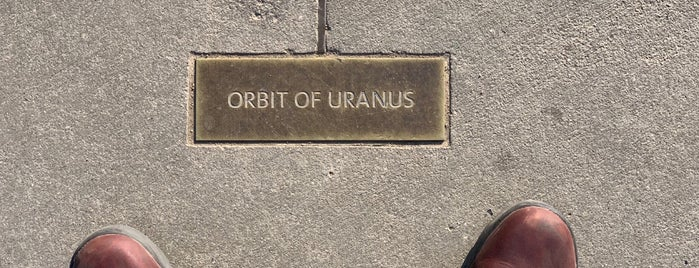 Orbit of Uranus is one of Earths and other planets.