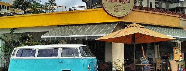 Kombi Rocks is one of Eats: Places to check out (Singapore).
