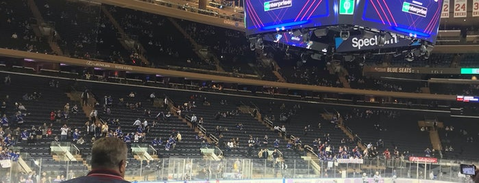 Madison Square Garden is one of Brittney's Liked Places.