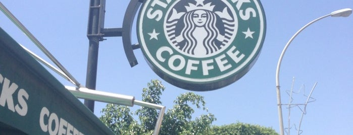 Starbucks is one of Limassol.