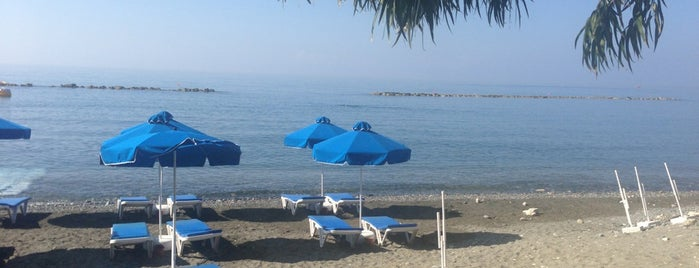 Pralina Blu Beach is one of Posti che sono piaciuti a Michaella.