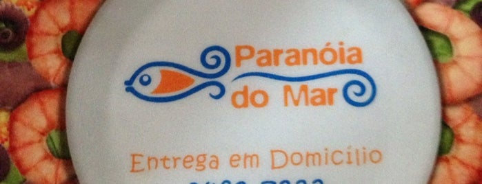 Paranóia do Mar is one of To Go.