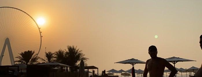 Rixos Premium Private Beach is one of Tempat yang Disukai Tolga.