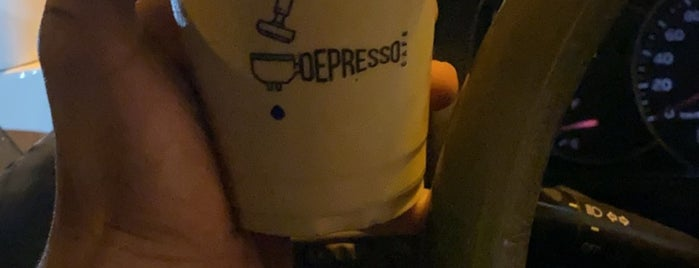 Depresso Cafe is one of Dubai.