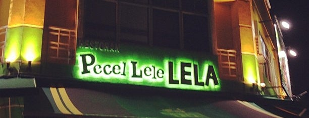 Pecel Lele Lela Malaysia is one of Lugares favoritos de Fariz.