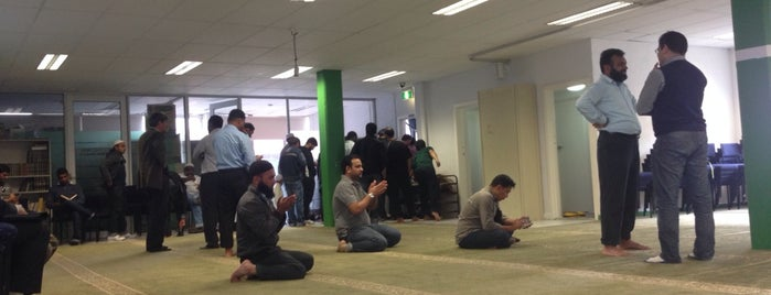 Islamic Council of Victoria is one of Mosques when you're away.