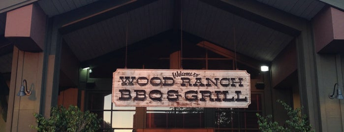 Wood Ranch BBQ & Grill is one of Ventura Faves.