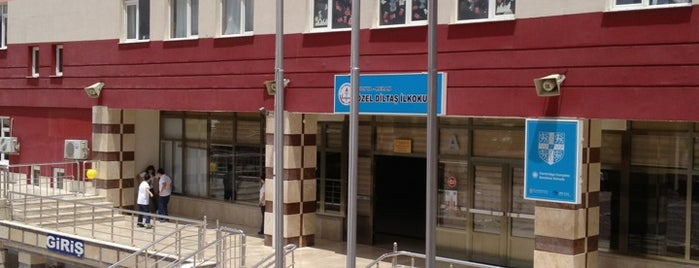 Özel Meram Diltaş İlköğretim Okulu is one of places.