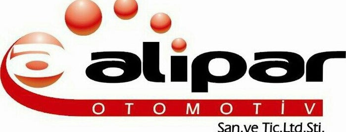 Alipar Otomotiv San. ve Tic. Ltd. Sti. is one of Posti salvati di Kemal.