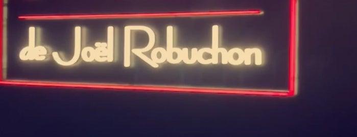 L'atelier De Joel Robuchon is one of Soly: сохраненные места.