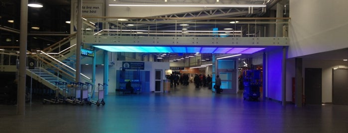 Luleå Airport (LLA) is one of Airports Worldwide....
