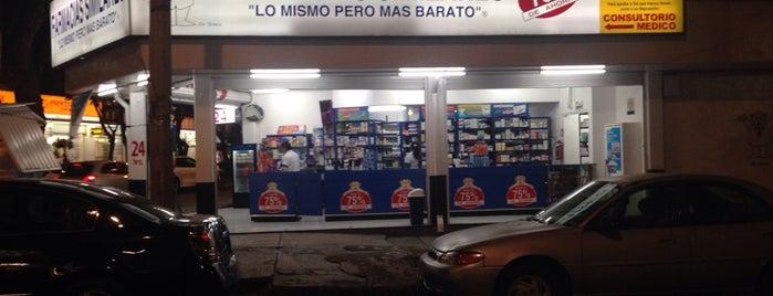 Farmacias Similares is one of Orte, die Patricia gefallen.