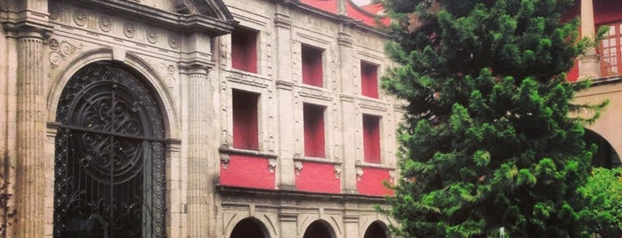 Museo Nacional de las Culturas is one of Df.