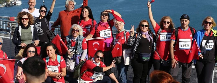 Vodafone 41. İstanbul Maratonu is one of Taylanさんのお気に入りスポット.
