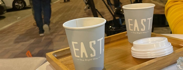 East.70° Cafe is one of Al Ahsa.