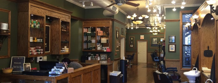 Old Town Barbershop is one of Chicago.