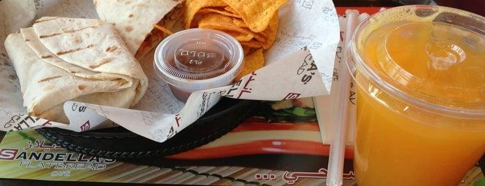 Sandellas' is one of Food Everywhere.