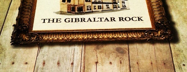 The Gibraltar Rock is one of Posti che sono piaciuti a Carl.