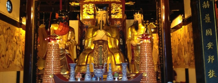 City of God Temple is one of Adventures in Shanghai.